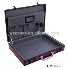 maleta de alumínio forte & portátil fashional da China fabricante alta qualidade