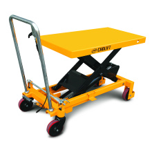 Goods high definition for Hand Scissor Lift Table 1000KG Standard Lift Table supply to Saint Lucia Suppliers