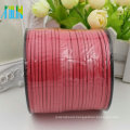 wholesale jewelry cord,flat suede cord, rope roll