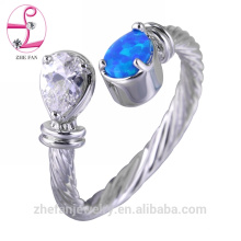 Saudi-Arabien Opal Ehering Großhandelspreis in Thailand 925 Sterling Silber