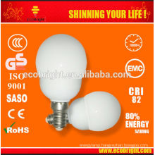 Super Mini Global 5W Energy Saving Lamp 8000H CE QUALITY