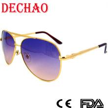 New metal sunglasses 2014 fashion men wholesale
