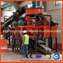 Planta de fabricación de fertilizantes de bicarbonato de amonio