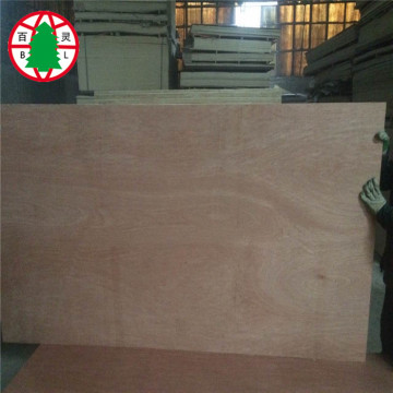 4MM Red Oak Veneer Plywood board