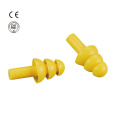Mushroom shape industrial safety silicon earplug