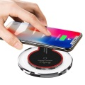 Ultra-Slim Crystal Clear Fantasy Wireless Charger