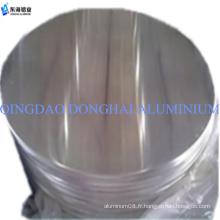 1050 cercles en aluminium pour ustensiles