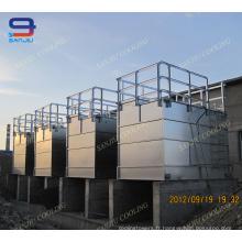 Produits chimiques de traitement de l'eau de chaudière de machine de refroidissement à l'eau refroidisseur d'eau industriel de Superdyma