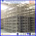 Stahl Multi-Tiers Mezzanine Rack / Regale für Fabrik / Lager Lagerung