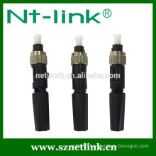 SC/FC/APC Fast assembly optical connector /fast splice connector