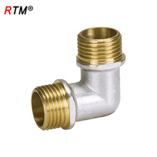 L 17 4 12 brass 90 degree street elbow brass pex fitting elbow 90 degree elbow