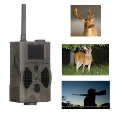 12MP Outdoor Motion Detection Black Fash Jagdhinterkamera, GPRS MMS E-mail, SMS Befehl