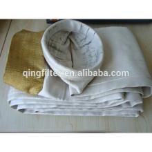 PTFE finished woven fiberglass filter cloth fabrics