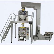 High Efficient Shanghai Stainless Steel 1kg Sugar Rice Granule Vertical Packing Machine