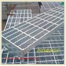 Grade de aço galvanizado / grade de aço de zinco por imersão a quente
