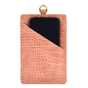 Pu-Leder-Kartenhalter Pocket Money Wallet Case