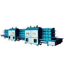 V16-B: Fully Hydraulic Sole Attaching Machine