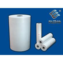 Super Stick BOPP Película de rollo de laminación de brillo térmico con pegamento-1520