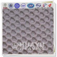 Matériau de chaussure en maille polyester