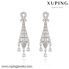 E-184 Xuping 2016 fashion Handmade Tassel Line Earring