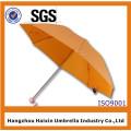 Qualitäts-Schönheit preiswertester Regenschirm mit 3 Falten für Förderungs-Geschenke