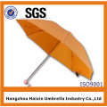 High quality Beauty Cheapest 3 folding umbrella for Promotion Gifts