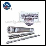 Professional Parallel twin screw/double screw barrel/Personal design screw barrel