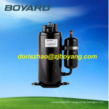 Mini split Air Conditioner parts with r407c r22 rotary ac compressor 18000btu