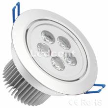 5W светодиодный потолочный светильник