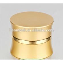 Cuidado de la belleza 50ml de crema de aluminio Tarro al por mayor