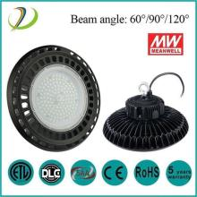 5000K สี 13000lm 100W LED UFO Highbay Light