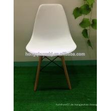 Kunststoff Holz Designer Stuhl
