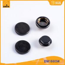 Nuevo botón de presión del metal del diseño para la chaqueta BM10809