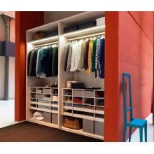 Professioneller Hersteller Moderner Massivholz Kleiderschrank