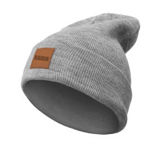 Winter knit wholesale cashmere beanie hats