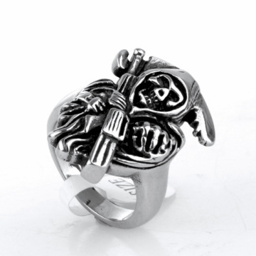 Special design cheap Titanium Steel finger rings
