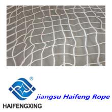 Filet de sécurité de chantier de construction de haute résistance de pp, corde d'amarrage