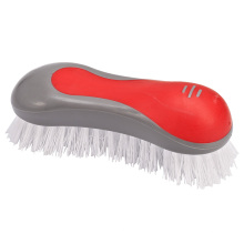 2018 China Best Price Plastic Rotating Scrub Brush with Handle