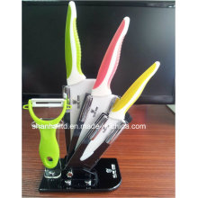 5PCS Ceramic Knife Set