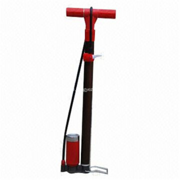 Steel Pipe Bicycle Accessory Pump 35*590mm