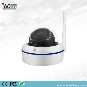 CCTV 1.0MP Wireless Wifi Dome IP Camera Keamanan