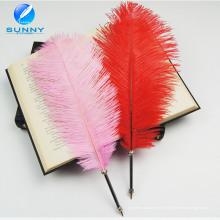Pluma de pluma clásica al por mayor de la pluma del metal del bolígrafo de la pluma