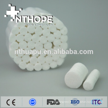 rouleau de coton dentaire clinique utilisation de l'hôpital