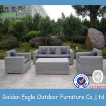 PE Rattan & Aluminium Outdoor Furniture Sofa