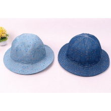 Infant Fashion Jeans Bucket Hat
