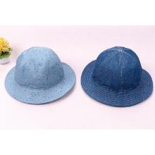 Infant Fashion Jeans Bucket Hat