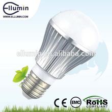 Aluminium billig LED Birne 7w Glühbirne Beleuchtung mit CE & ROHS