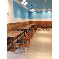 Japanese Restaurant Dining Furniture Set in Guangzhou (FOH-RTC04)