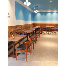 Japanese Restaurant Dining Furniture Set in Guangzhou (FOH-RTC04)