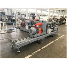 PE Cross Linking Compounds Kneading Compoundng Extruder